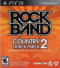 Rock Band Country Track Pack 2 PS3 - LN - Game Disc Only