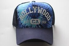 Hollywood TRUCKER CAP Casquette A Frame la Cap One Size