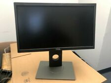 "Dell P2017H 20"" Flat Panel Widescreen Monitor with Stand - Good Condition"
