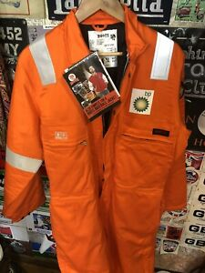 Roots RO18091T Padded Quilted Flamebuster Arctic Coverall UK 42 or EU 52 New