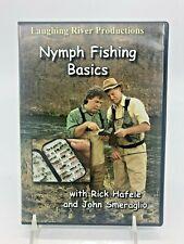 Laughing River Productions Nymph Fishing Basics Rick Hafele & John Smeraglio Dvd