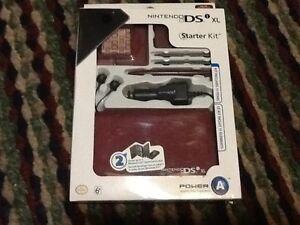 NEW Nintendo DS XL Starter Kit - Power A