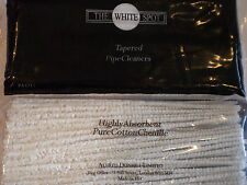 100 GENUINE DUNHILL CHENILLE TAPERED PIPE CLEANERS ALFRED DUNHILL WHITE SPOT