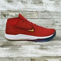 3e5ab7498d96 Nike Kobe AD PE Mighty IT Mens Basketball Shoes Gym Red Gold AQ2721-600  Sizes