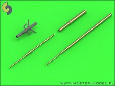SUKHOI Su-25 (FROGFOOT) PITOT TUBES 1/48 MASTER-MODEL