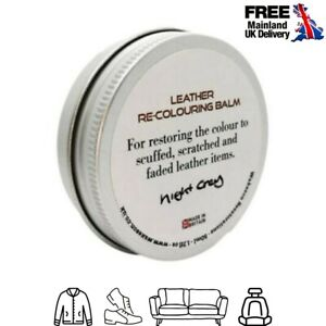 Colour Restorer Dye for Worn & Faded Leather Sofa chair car seat's Restoration