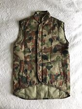 Australian Army Walkabout Jacket Vest Dpcu Auscam S NSN'd