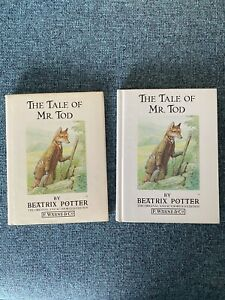 (Good)-The Tale of Mr. Tod  (The Original Peter Rabbit books / by Beatrix Potter