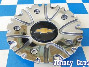 "DIP Wheels [71] CHROME Center Cap ""CHEVY""  # 12112085F-1 / C10D50C  (QTY. 1)"