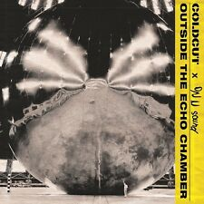 COLDCUT X ON-U SOUND - OUTSIDE THE ECHO CHAMBER   CD NEU