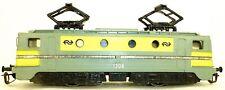 Bttb NS Locomotora Eléctrica 1306 Gris Amarillo Zweiachsig Tt Start Tt 1:120 Å