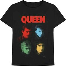 QUEEN Hot Space Faces band T-SHIRT NEW S M L XL XXL official