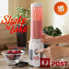 Shake n take Protein Smoothie Maker Protein Shaker Detachable Mixer