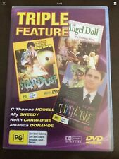 STAR DUST, THE ANGEL DOLL & TATTLE TALE New Unsealed DVD R All