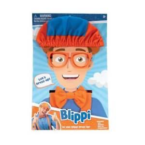 BLIPPI - Be Like Blippi Role Play Dress Up Kit