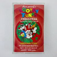 Have Yourself a Looney Tunes Christmas Cassette 1994 Warner Brothers Records