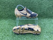 Nike Total 90 Laser ii Football Boots [2008 Very Rare] FG UK Size 6