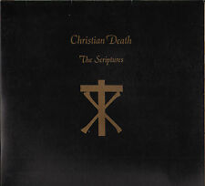 "CHRISTIAN DEATH ""THE SCRIPTURES"" DARK WAVE LP 1987 NORMAL 65"