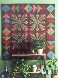 Berry Blossoms ~ Magazine Pattern,  American Patchwork & Quilts, Kim Diehl