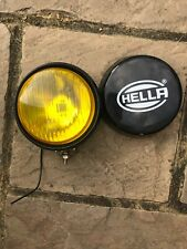 Pair Of HELLA Fog Lamp With Cover Part No. 328.150-031