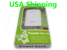 9000mAh Portable Backup Battery USB Power Bank Charger for iphone HTC Samsung S4