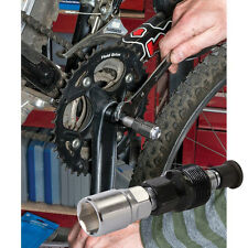 Mountain Bike Cycle Crank Extractor Wheel Remover Puller Pedal Repair Tool New