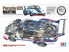 Tamiya 12057 Porsche 935 Martini 1/12 Model Kit
