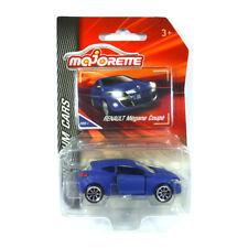 Majorette 212053052 Renault Megane Coupe mattblau-Premium Cars 1:64 3 Inch NEU!°