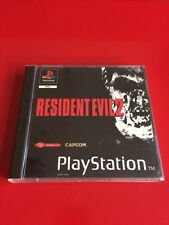 RESIDENT EVIL 2, PlayStation, Capcom 1997