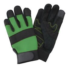 Kent & Stowe Flex Protect Multi Use Gardening Gloves Mens Green Black Heavy Duty