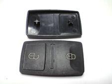 1x Para Volkswagen Seat Skoda Remoto Flip Llavero 2 botón cojín de goma (153)