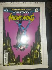 Nightwing #15A (2016 Series, DC Universe ReBirth, April 2017, DC)