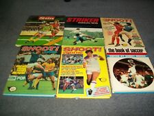 SOCCER ANNUALS FROM THE UK(17)