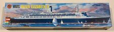 Airfix 1/600 RMS Queen Elizabeth 2 06203 Made In France RARE