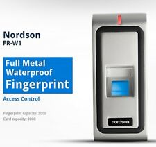 Fingerprint Scanner Biometric Automatic Lock for Gate, Garage, Alarm, strike etc