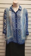 Capture ladies blouse size 12 #3393 Corporate Event Evening Resort Holiday