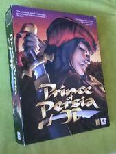 PRINCE of PERSIA 3D Box - Collection jeu vidéo en boite pour PC