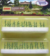 SWEETCORN PLANTS OO Gauge (Height 25mm) Pack of 32