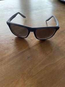 Brillengestell NIKE R EVO989 332 216 bestückt mit Sonnenbrillengläsern Sehstärke