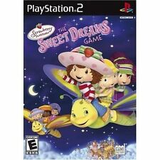 Strawberry Shortcake The Sweet Dreams Video Game PS2 Sony PlayStation 2 2006 NIB