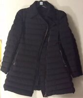 $1925 (+ tax) Moncler Noues Padded Jacket / Coat, Black color, Size 3