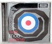 CD THE MOD SCENE