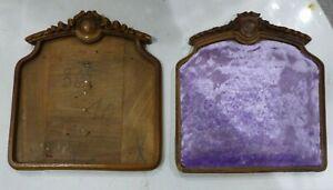 2 anciens présentoirs à bijoux  magasin