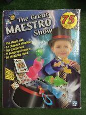 ++THE GREAT MAESTRO SHOW ++ magic tricks!!!