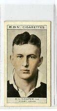 (Gs538-JB) Phillips BDV, Whos Who in Aust Sport, Cowper / Roberston 1933 VG+