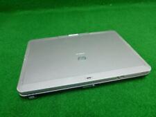 HP EliteBook 2740p i5-M560@2.67GH 4GB RAM 160GB HDD Tablet PC Penable #2118
