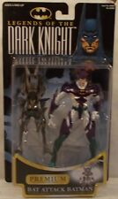 "Batman Legends Of The Dark Knight LODK - 6"" Bat Attack Batman Bat Armor (MOC)"