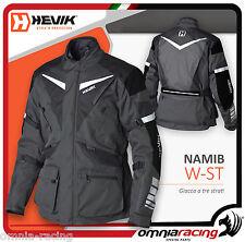 Hevik Jacket Touring NAMIB Tg. XS - Giacca Urbano Uomo Giubbino Impermeabile