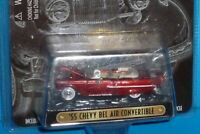 Racing Champions Mint Series 1955 Chevy Bel Air Real Riders 1 of 4,999 TARGET 55