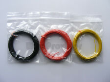 30m 7/0.2mm Equipment Wire Kit  - 23-24 AWG - 3 Colours  - Stranded -  WP-021516